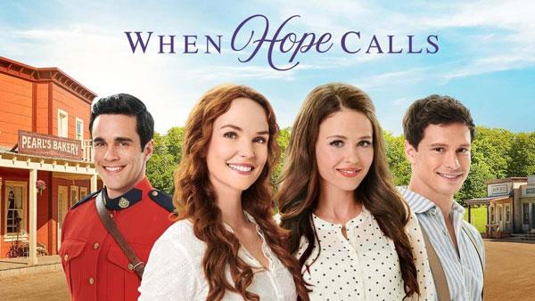 When Hope Calls - clean Hallmark TV show.