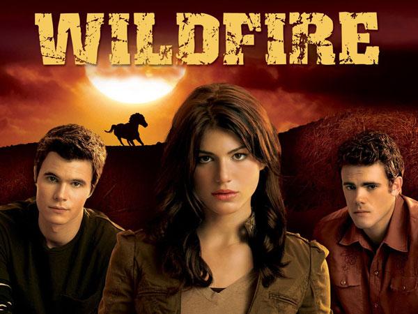 Wildfire - hallmark TV show.
