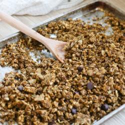 Use What You Got Granola Recipe