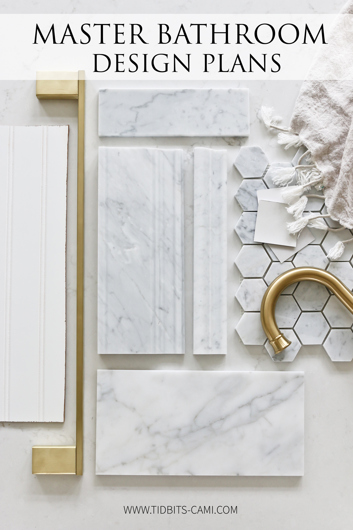 Master Bathroom Design Elements