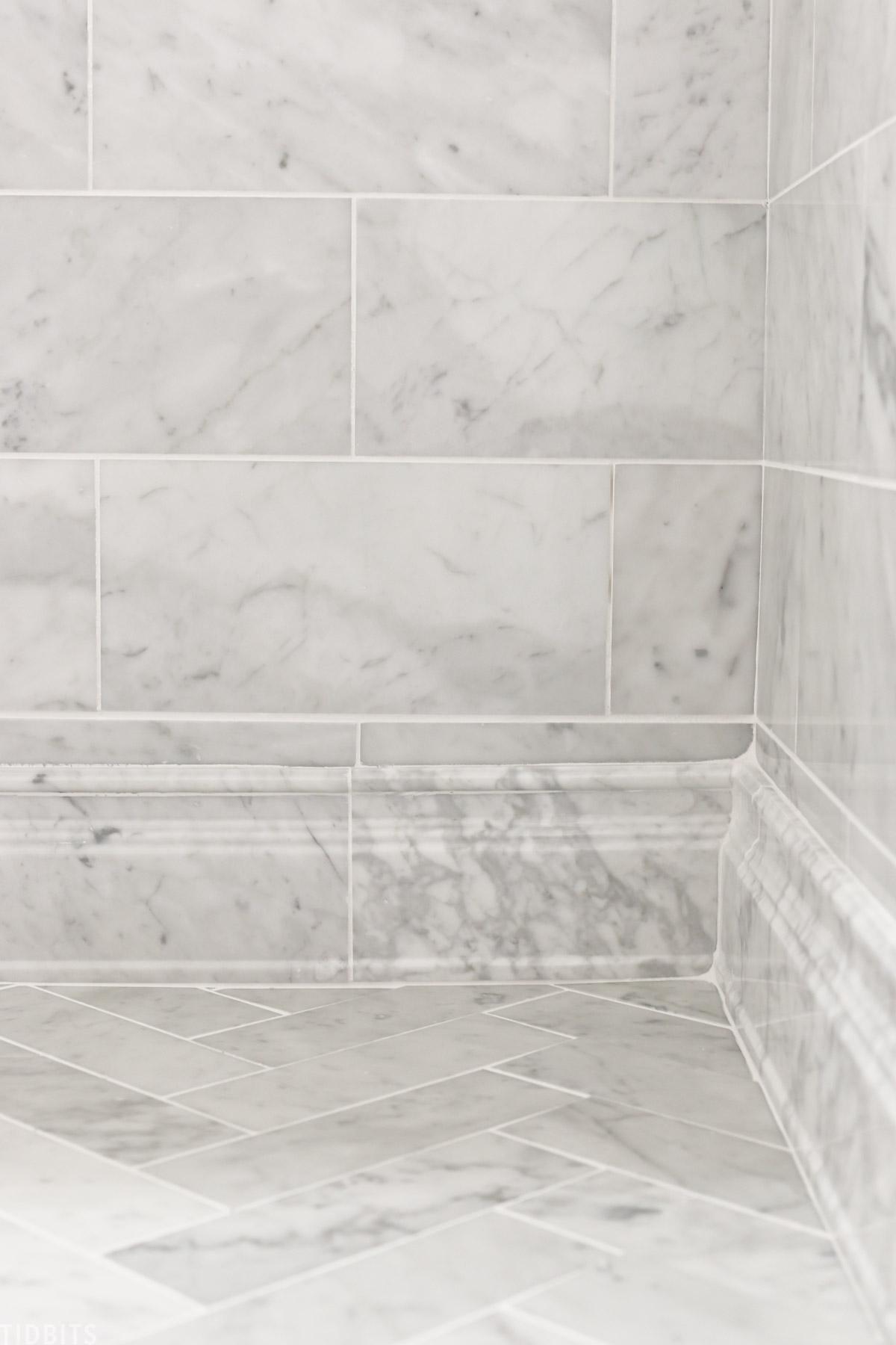 marble baseboard trim