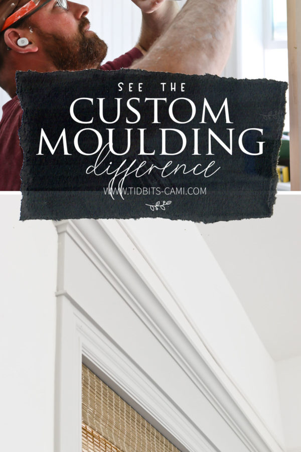 DIY Custom Moulding, Millwork and Trim