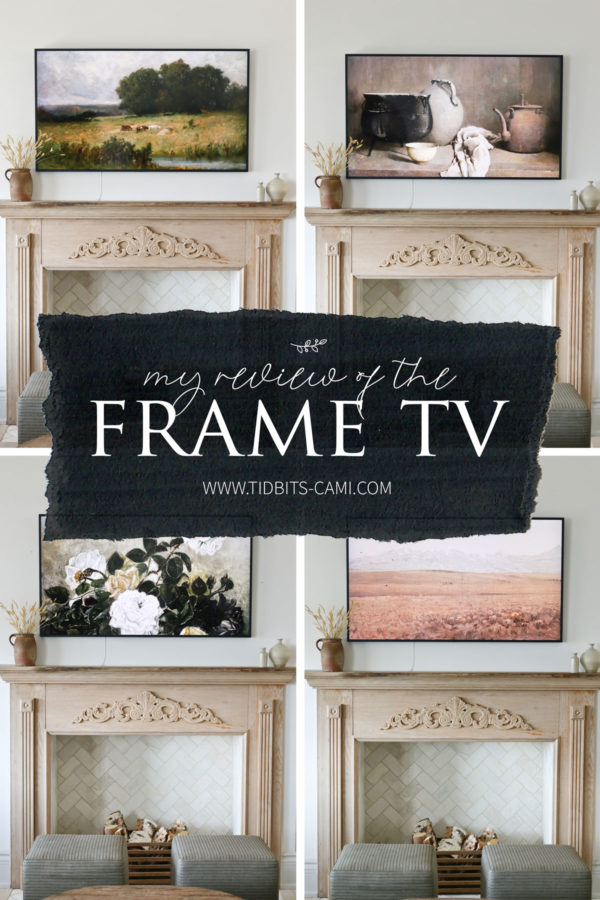 review of the samsung frame tv