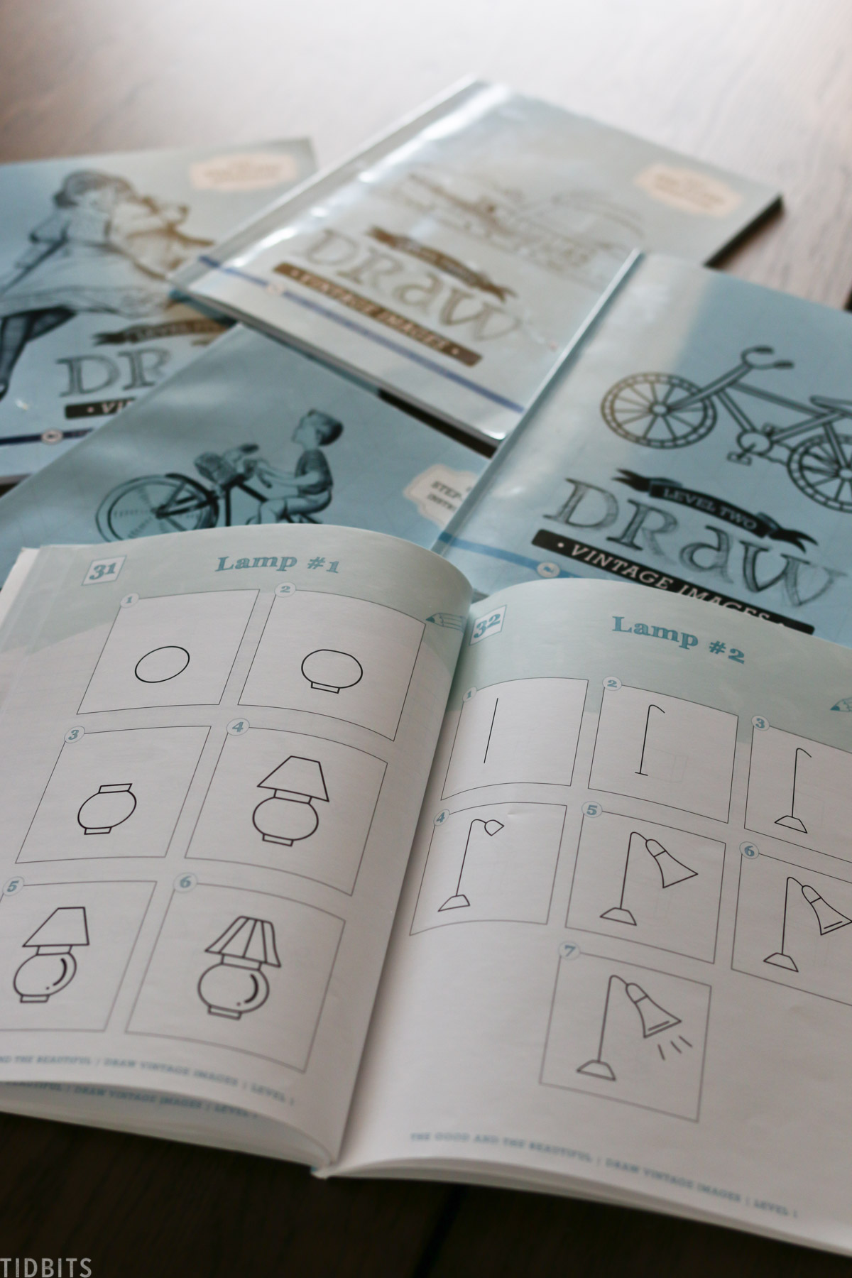 books that teach homeschooling students how to draw