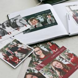 Creating a Christmas Memories Keepsake Book