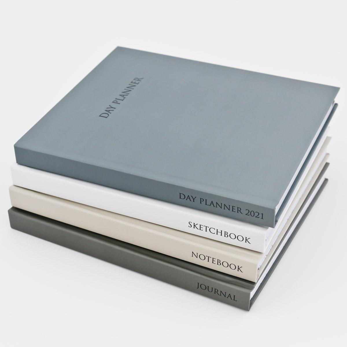 The tidbits notebook, journal and sketchbook bundle