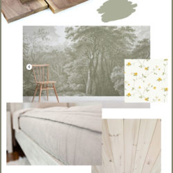 Introduction to Nature and Earthy-Inspired Kids' Bedroom Design with Play Loft